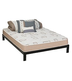 Wolf Corporation Lifetone Firm Twin Mattress and Platform Set