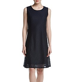 Studio Works® Lace A-Line Dress