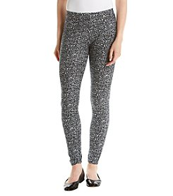 MICHAEL Michael Kors® Petites' Thora Pull On Leggings