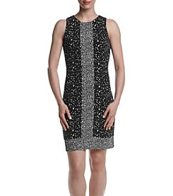 MICHAEL Michael Kors® Petites' Nora Border Dress