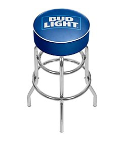 Bud Light® Blue Bar Stool