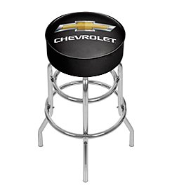 Chevrolet® Chevy Padded Bar Stool - Made In USA