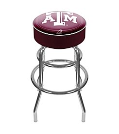 Trademark Gameroom NCAA® Texas A&M University Padded Bar Stool