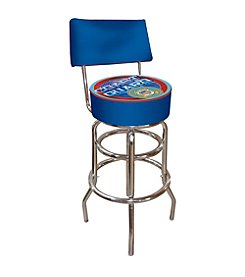 Trademark Gameroom United States Coast Guard Padded Bar Stool with Back
