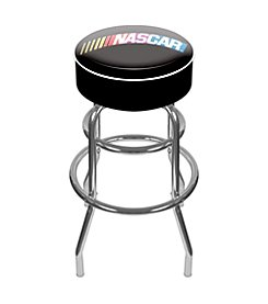 NASCAR® Padded Swivel Bar Stool