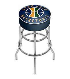 NBA® Utah Jazz Padded Swivel Bar Stool