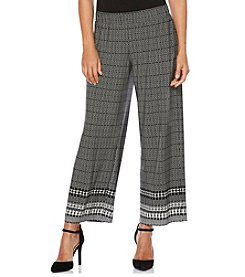 Rafaella® Petites' Knit Wide Leg Pants
