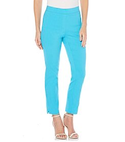 Rafaella® Petites' Supreme Canvas Ankle Pants