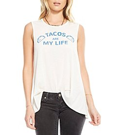 Chaser® Tacos Are My Life Tank