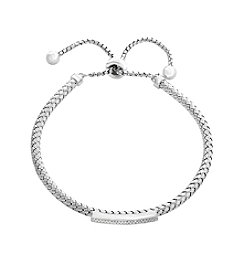 Effy® 0.17 ct. t.w. Diamond Adjustable Bracelet