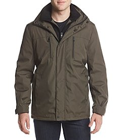 REACTION Kenneth Cole Men's Bonded Midweight Jacket