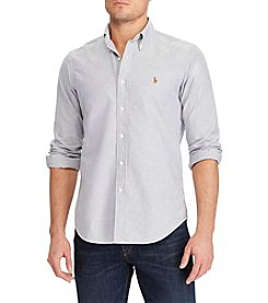 Polo Ralph Lauren® Men's Long Sleeve Sport Shirt