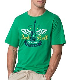 Chaps® Men's Rock And Roll Graphic Tee