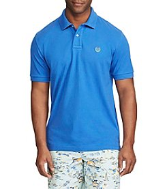 Chaps® Men's Short Sleeve Solid Pique Polo Shirt