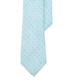 Lauren Ralph Lauren® Men's Pin Dot Linen-Silk Tie