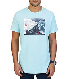 Nautica® Men's Big & Tall Collage Tee
