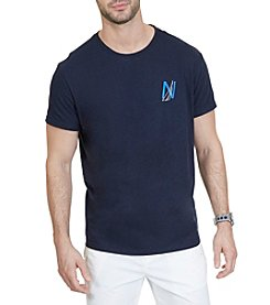 Nautica® Men's Big & Tall Graphic Crew Tee