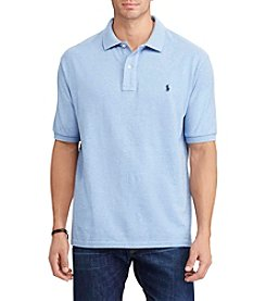 Polo Ralph Lauren Men's Big & Tall Classic Fit Cotton Mesh Polo Shirt