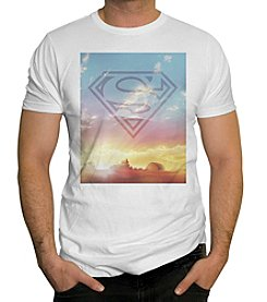 Changes Men's Superman Insta Graphic Tee