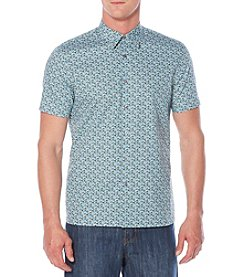Perry Ellis® Men's Multiple Paisley Button Down Shirt