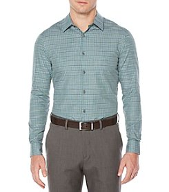 Perry Ellis® Men's Striped Long Sleeve Shirt