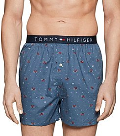 Tommy Hilfiger Men's Bicycle Print Boxers