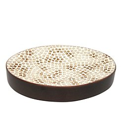 Croscill® Mini Mosaic Soap Dish