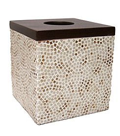 Croscill® Mini Mosaic Tissue Cover