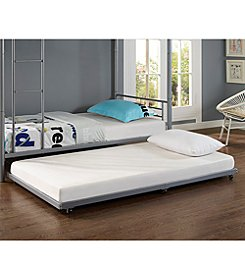 W. Designs Twin Roll-Out Trundle Bed Frame