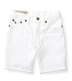 Polo Ralph Lauren® Boys' 2T-7 Boys Cutoff Denim Shorts