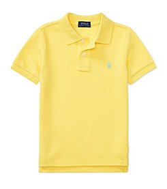 Polo Ralph Lauren® Boys' 2T-7 Boys Short Sleeve Polo Shirt