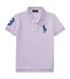 Polo Ralph Lauren® Boys' 2T-7 Short Sleeve Polo Shirt
