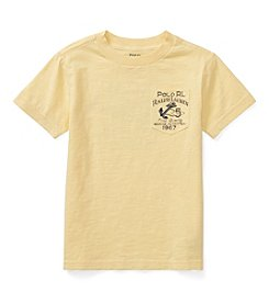 Polo Ralph Lauren® Boys' 2T-4T Jersey Graphic Tee