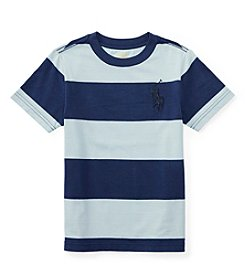 Polo Ralph Lauren® Boys' 5-7 Striped Jersey Tee