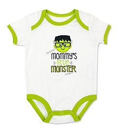 Cuddle Bear® Baby Boys' Little Monster Bodysuit