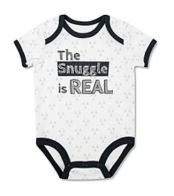 Cuddle Bear® Baby Boys' The Snuggle Is Real Bodysuit
