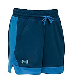 Under Armour® Girls' 2T-16 Armour Sport Shorts
