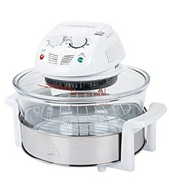 12-17 Quart 1200W Halogen Tabletop Oven