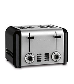 Cuisinart® Four Slice Compact Stainless Toaster