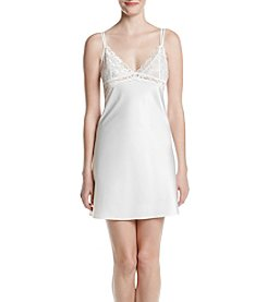 Jones New York® Ivory Satin Bridal Chemise