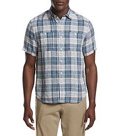 Tommy Bahama® Caldera Plaid Button Down Shirt