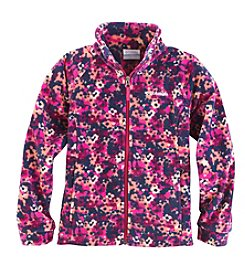 Columbia Benton Springs™ Girls' 2T-16 Printed Fleece