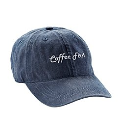 Cejon® Coffee First Baseball Hat