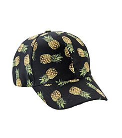 Steve Madden Pineapple Baseball Hat