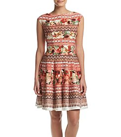 Gabby Skye® Scuba Dress