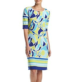 Madison Leigh® Keyhole Shift Dress