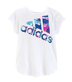 adidas® Girls' 7-20 Short Sleeve All Star Tee