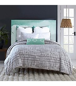 Amy Sia Artisan Gray Duvet Cover