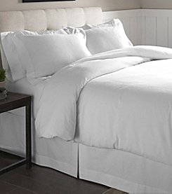 Pointehaven Cotton Flannel Duvet Set