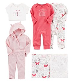 Carter's Little Baby Basics - Baby Pink Collection